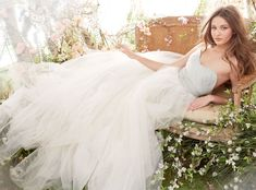 Bridal Gowns, Wedding Dresses by Jim Hjelm - Style jh8415