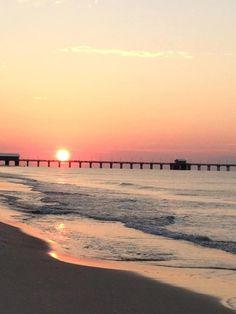 gulfshores #orangebeach #sunrise
