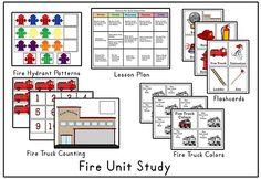 Firefighter/Fire Safety Unit