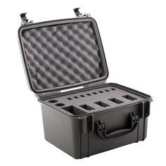 Seahorse SE-540 Quick Draw Case for 4 Handguns