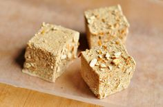 """beer flavored marshmallows with pretzel """"sprinkles"""""""
