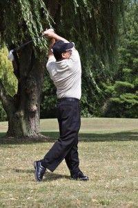 2 ways to Fix Your Slice      http://www.golfocd.com/2-ways-to-fix-your-slice-in-a-half-bucket-or-less