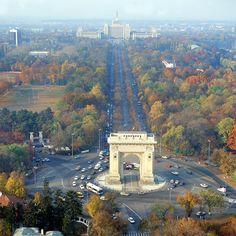 Arcul de Triumf, București