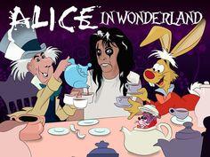 Alice Cooper...