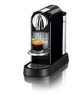 Black Friday 2014 Nespresso D111-US-BK-NE1 Citiz Espresso Maker, Black from Nespresso Cyber Monday