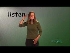 ABC Phonics Song - Full ASL Song Tutorial