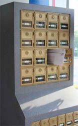 mailboxes - I like the old fashioned mailboxes