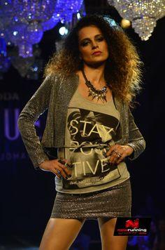 Kangna Walks For Karan Johar's Vero Moda Collection Launch