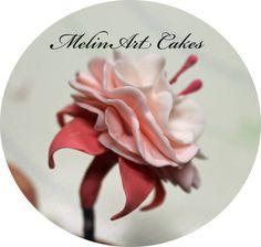 Fuchsias flower tutorial - CakesDecor