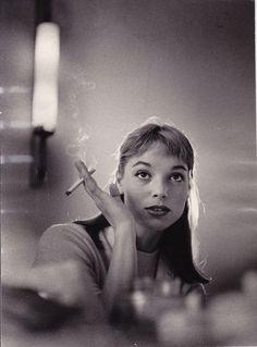 Elsa Martinelli. 1956