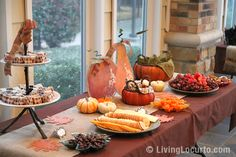 Fall parties/gatherings ideas