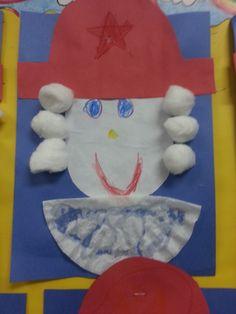 Presidents Day craft preschool