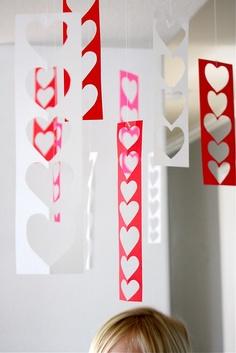 DIY hanging heart charm Tutorial