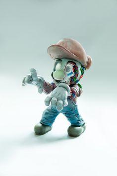 Super Mario zombie bros.