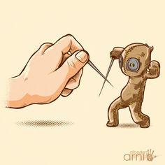Fencing Voodoo by ~AlbertoArni on deviantART