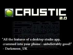 Caustic 2 is a music creation tool. Everything is real-time and optimized for mobile devices. Create your rack by adding any 6 of these machines:* Virtual analog subtractive synthesizer * PCM synthesizer * BassLine synthesizer (303-like synth) * Sampling drum machine The app also includes  * Effects rack supporting 2 effects per machine. (8 effect types) * Mixer desk with global Delay/Reverb * Song sequencer