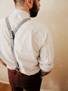 suspenders are the best
