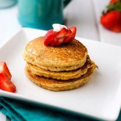 Almond Flour Quinoa Pancakes Recipe