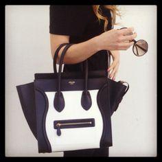 Céline bag. I wish I could afford one