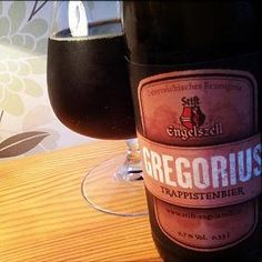 Gregorius, the new trappist beer that come from Austria