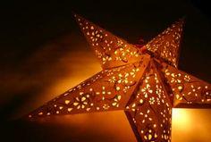 En tu fiesta decora con estrellas.  Decorate your party with stars