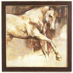 Gallant Horse Art - from pier one
