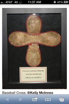 Baseball cross