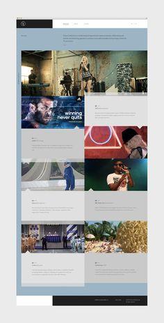 Future Collective by Hatch Inc. #grafica #web