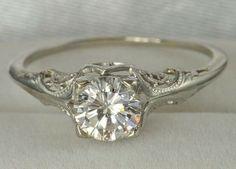 #wedding #ring #vintage