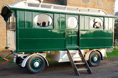 What a delightful way to live!  -Ginn showmans-living-van-1