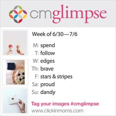 glimpse of the week | june 29 photo