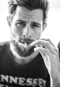 Hello, beard.