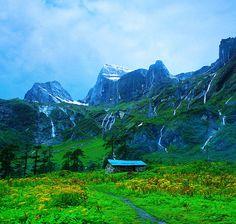 Arun/Barun Valley of Nepal
