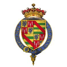 Coat of arms of Sir Henry Percy, 4th Earl of Northumberland