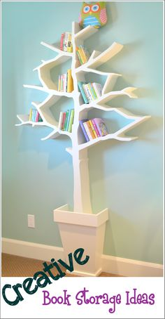 Creative-Book-Storage-Ideas - http://homedecore.me/creative-book-storage-ideas/ - #home_decor #home_ideas #design #decor #living_room #bedroom #kitchen #home_interior #bathroom