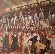 Republican Convention - John Philip Falter