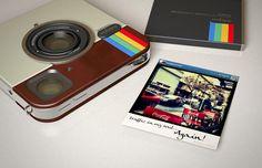 I'd use this camera.... the instagram camera.
