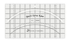 Quick Curve Ruler© $25. Really sexy gift, I know, but I WANTS IT MY PRECIOUS