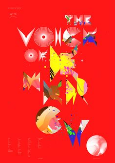 The Voice of Energy on Behance
