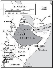Ethiopian foods