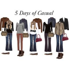 """""""Casual Winter Outfits"""" by aussie28 on Polyvore"""