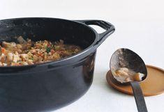 Vegetarian Cassoulet Recipe | Epicurious.com