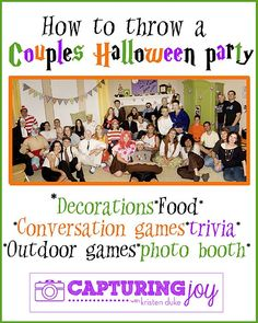 Couples Costume Hall