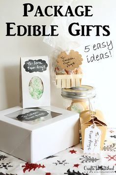 Gift Packing Ideas: