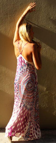 Damascus Jewel Dress