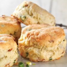 Gluten-Free Bacon and Cheddar Savory Biscuits: Who said Gluten-Free recipes are flavorless? Share your Ta-da Moments.