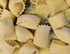 How to fill and stuff Agnolotti Pasta