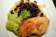 "Cilantro Lime ""Chipotle"" Meal (S or E)"