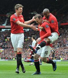 #Futbol @MUFCOFFICIAL 4 v 0 Aston Villa