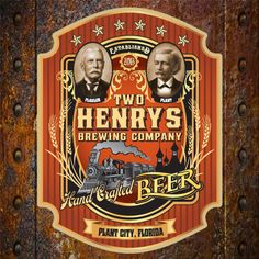 Two Henry's craft brew coming to you soon!